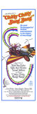 Chitty Chitty Bang Bang, 1969 Giclee Print