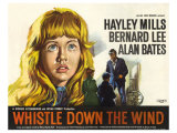 Whistle Down the Wind, 1961 Posters