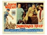 Donovan's Reef, 1963 Posters