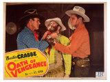 Oath of Vengeance, 1944 Giclee Print