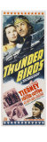 Thunder Birds, 1942 Art