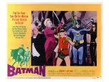 Batman , 1966 Giclee-tryk i høj kvalitet