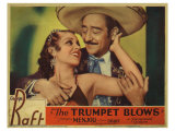 Trumpet Blows, 1934 Giclee Print