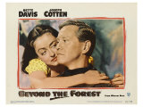 Beyond the Forest, 1949 Poster