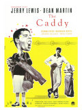 The Caddy, 1953 Poster