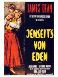 East of Eden, Belgian Movie Poster, 1955 Poster