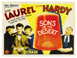 Sons of the Desert, 1933 Prints