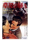 Splendor in the Grass, Japanese Movie Poster, 1961 Prints