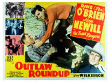Outlaw Roundup, 1944 Prints