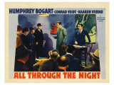 All Through the Night, 1942 Giclee Print