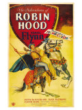 The Adventures of Robin Hood, 1938 Print