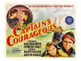 Captains Courageous, 1937 Prints