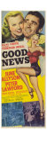 Good News, 1947 Giclee Print