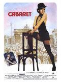 Cabaret, German Movie Poster, 1972 Premium Giclee Print