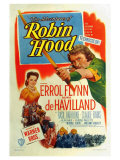 The Adventures of Robin Hood, 1938 Poster