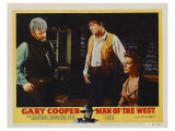 Man of the West, 1958 Print