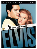Viva Las Vegas, UK Movie Poster, 1964 Giclee Print