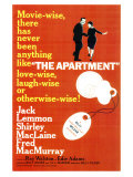 The Apartment, 1960 Kunstdrucke