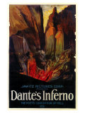 Dante's Inferno, 1935 Posters