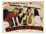 Love Finds Andy Hardy, 1938 Giclee Print