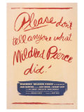 Mildred Pierce, 1945 Giclee Print