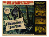 The Fabulous World of Jules Verne, 1961 Posters