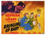 Bringing Up Baby, 1938 Giclee Print