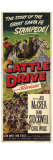 Cattle Drive, 1951 Posters