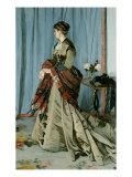 Madame Louis-Joachim Gaudibert Giclee Print by Claude Monet