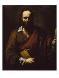 Saint Simon Giclee Print by Jusepe de Ribera