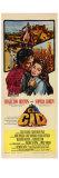 El Cid, 1961 Giclee Print