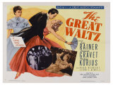 The Great Waltz, 1938 Posters