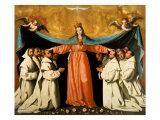 The Madonna of the Carthusians Giclee Print by Francisco de Zurbaran