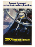 2001: A Space Odyssey, 1968 - Art Print