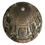 Dome Giclee Print by Andrea Pozzo
