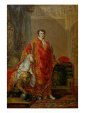 Ferdinand VII Giclee Print by Vicente Lopez y Portana