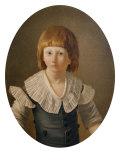 Portrait of Louis XVII Giclée-Druck von Joseph Marie Vien