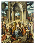 The Fountain of Life Impression giclée par Hans Holbein the Younger