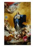 Immaculate Conception Giclée-tryk af Jusepe de Ribera