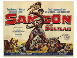 Samson and Delilah, 1959 Prints