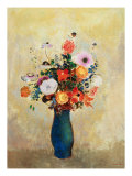 Wildflowers Giclee Print by Odilon Redon