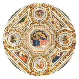 Ceiling Decoration Giclee Print by Bernardino di Betto Pinturicchio