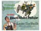The Absent Minded Professor, 1967 Gicl&#233;e-Druck