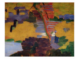 The Talisman Giclee Print by Paul Serusier