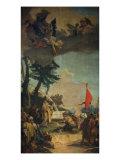 Sacrifice of Melchizedek Giclee Print by Giambattista Tiepolo