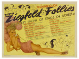 Ziegfeld Follies, 1946 Poster