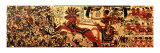 Casket with Tutankhamon and Battle Scene from Thebes Giclee Print