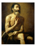 Job Giclee Print by Bartolome Esteban Murillo