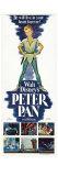 Peter Pan, 1953 Giclee Print