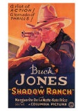 Shadow Ranch, 1930 Giclee Print